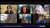Bloomington Arts Commission 10/13