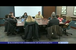 Bloomington Commission on Sustainability 1/12