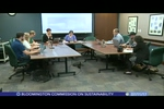 Bloomington Commission on Sustainability 7/11