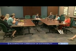 Bloomington Commission on Sustainability 8/8