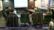 Bloomington Historic Preservation Commission 11/14
