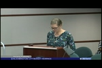 Bloomington City Budget Hearings 8/16
