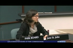 Bloomington Board of Park Commissioners 4/19