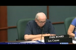 Bloomington Board of Park Commissioners 7/25