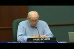 Bloomington Board of Park Commissioners 8/22