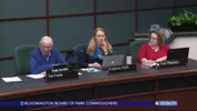 Bloomington Board of Park Commissioners 3/26