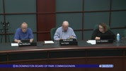 Bloomington Board of Park Commissioners 6/25