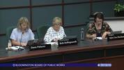 Bloomington Board of Public Works 9/18