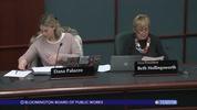 Bloomington Board of Public Works 11/27