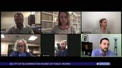 Bloomington Board of Public Works 7/21