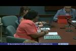 Bloomington Redevelopment Commission 7/18