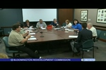 Bloomington Redevelopment Commission 8/15