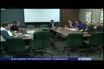 Bloomington Redevelopment Commission 10/16