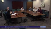 Bloomington Redevelopment Commission 9/3