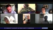 Community Advisory on Public Safety Commission 7/29