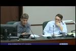 Bloomington City Council 9/25