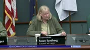 Bloomington City Council 5/8
