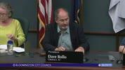 Bloomington City Council 5/29