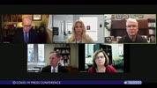 COVID-19 Press Conference 10/22