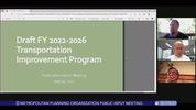 Metropolitan Planning Organization Public Input Meeting 7/19