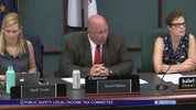 Public Safety Local Income Tax Committee 8/7