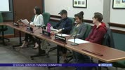 Jack Hopkins Social Services Funding Committee 5/13