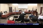 Bloomington Utilities Service Board 1/25