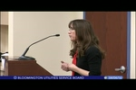 Bloomington Utilities Service Board 4/4