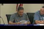 Bloomington Utilities Service Board 7/11
