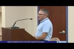 Bloomington Utilities Service Board 10/17