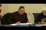 Bloomington Utilities Service Board 11/28