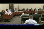 Bloomington Utilities Service Board 1/23