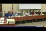 Bloomington Utilities Service Board 8/7