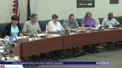 Bloomington Utilities Service Board 7/9