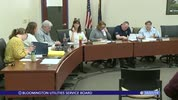 Bloomington Utilities Service Board 4/1