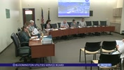 Bloomington Utilities Service Board 8/19