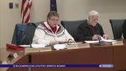 Bloomington Utilities Service Board 1/27