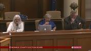 Monroe County Election Board  4/4