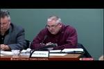 Ellettsville Town Council 1/25