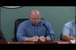 Ellettsville Town Council 5/9