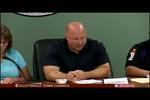Ellettsville Town Council 7/25