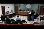 Ellettsville Town Council 10/10