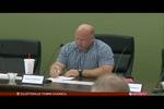 Ellettsville Town Council 7/10