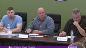 Ellettsville Town Council 5/14