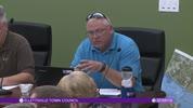 Ellettsville Town Council 7/9