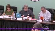 Ellettsville Town Council 11/12
