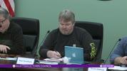 Ellettsville Town Council 2/10