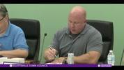 Ellettsville Town Council 7/12