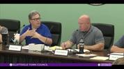 Ellettsville Town Council 7/26