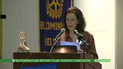Bloomington Rotary Tuesday Luncheon 11/15
